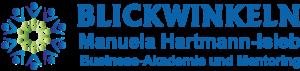 Logo Blickwinkeln Businessakademie und Mentoring